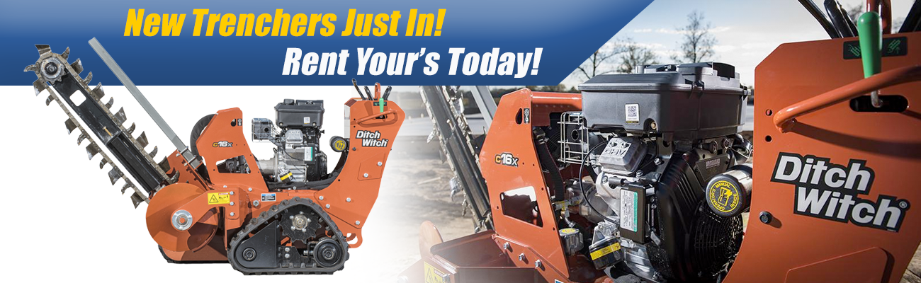 Construction Equipment Rentals and Sales | Clairemont Equipment