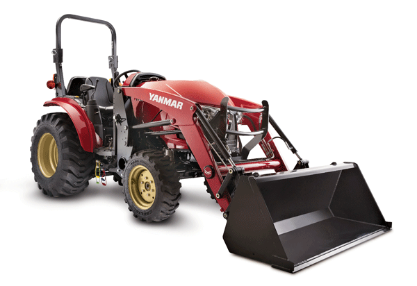 Yanmar YT2 Agricultural Equipment San Diego
