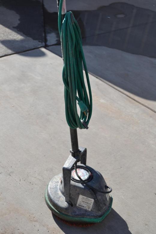 Used equipment floor machine 13 orbital clairemont for 13 floor machine